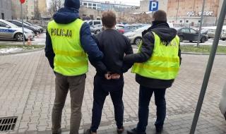 Dopalacze znalezione u 34-latka z Łodzi. Grożą mu 3 lata więzienia