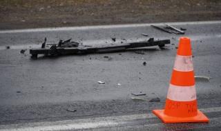 Wypadek na autostradzie A2, wśród rannych dziecko. Droga jest zablokowana